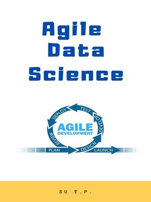 cover image of Agile Data Science