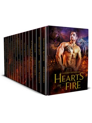 cover image of Hearts on Fire