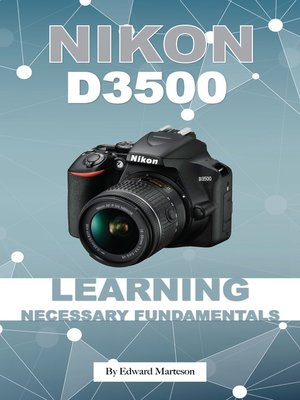 cover image of Nikon D3500