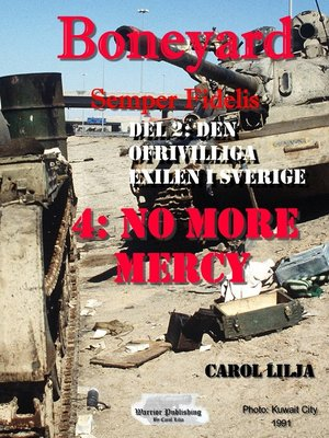 cover image of Boneyard 4 No More Mercy del 2