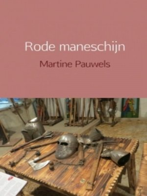 cover image of Rode maneschijn