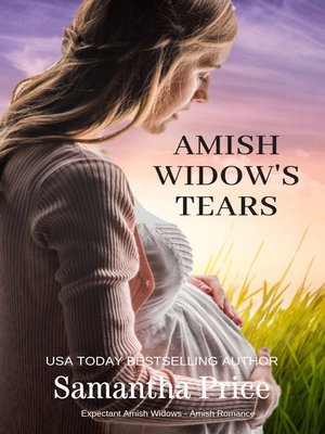 cover image of Amish Widow's Tears