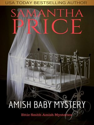 cover image of Amish Baby Mystery