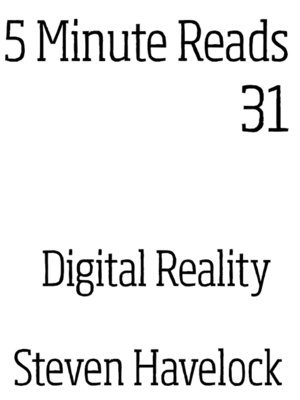 cover image of Digital Reality
