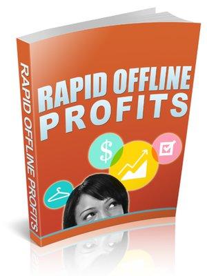 cover image of Rapid Offline Profits