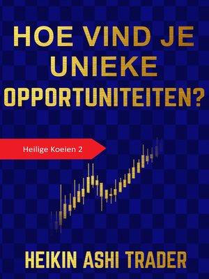 cover image of Hoe vind je unieke opportuniteiten?