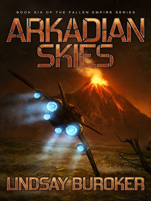 cover image of Arkadian Skies