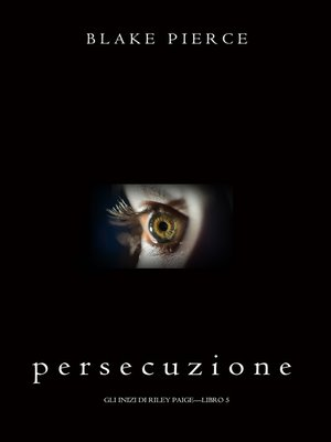 cover image of Persecuzione