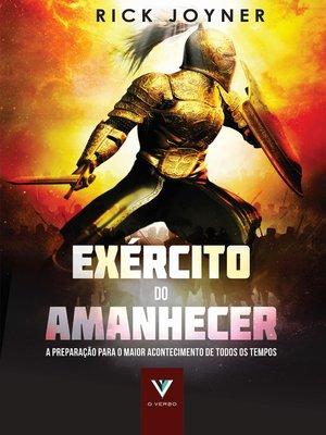 cover image of Exército do Amanhecer