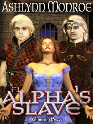 cover image of Alpha's Slave