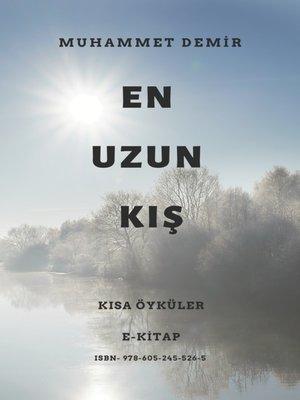 cover image of EN UZUN KIŞ
