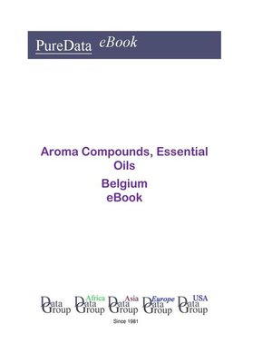 cover image of Aroma Compounds, Essential Oils in Belgium