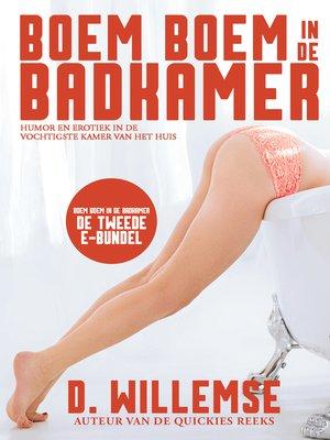 cover image of de tweede e-bundel: Vijf erotische kortverhalen met een knipoog