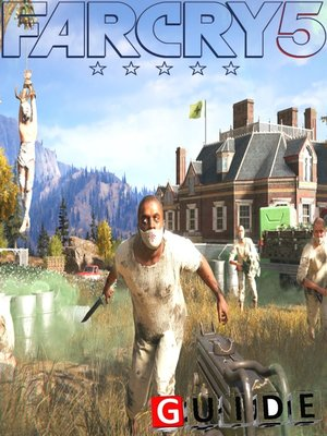 cover image of Far Cry 5 Complete Tips and Tricks
