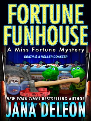 cover image of Fortune Funhouse