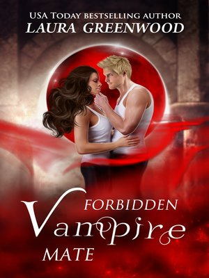 cover image of Forbidden Vampire Mate