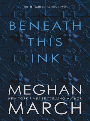 cover image of Beneath This Ink
