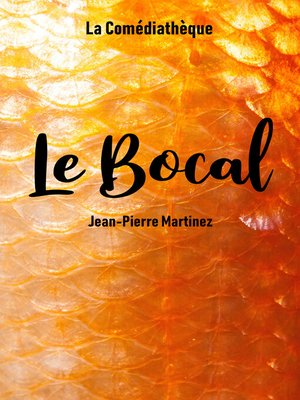 cover image of Le Bocal