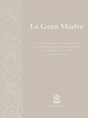 cover image of La Gran Madre