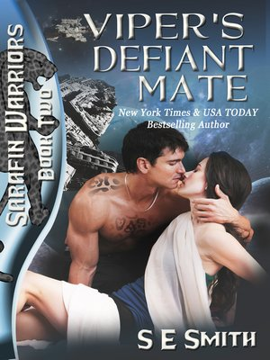 cover image of Viper's Defiant Mate