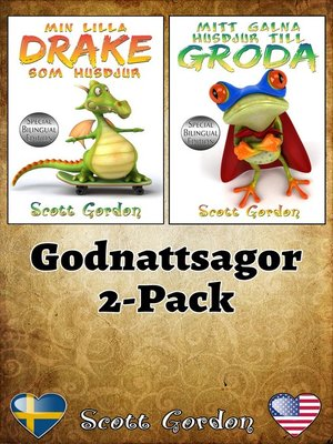 cover image of Godnattsagor 2-Pack
