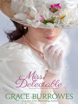 cover image of Miss Delectable