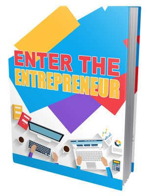 cover image of Enter the Entrepreneur