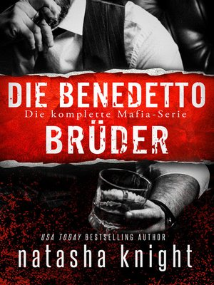 cover image of Die Benedetto Brüder