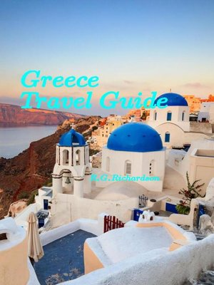cover image of Greece Interactive Travel Guide