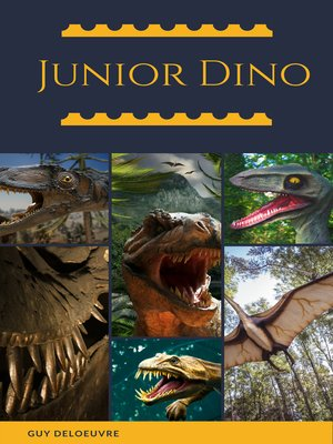 cover image of Junior Dino