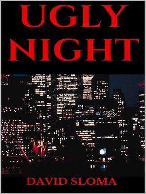 cover image of UGLY NIGHT
