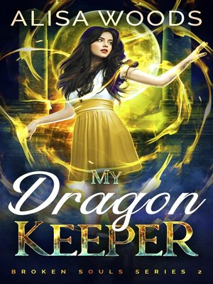 cover image of My Dragon Keeper