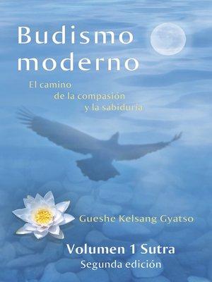 cover image of Budismo moderno- volumen 1