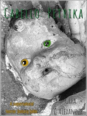 cover image of Petrika: A supernatural horror fantasy fable