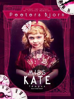 cover image of Miss Kate