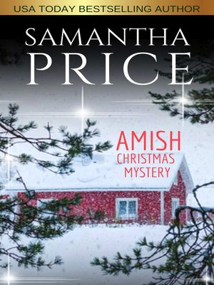 cover image of Amish Christmas Mystery