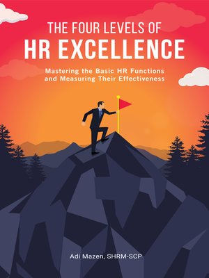 cover image of The Four Levels of HR Excellence