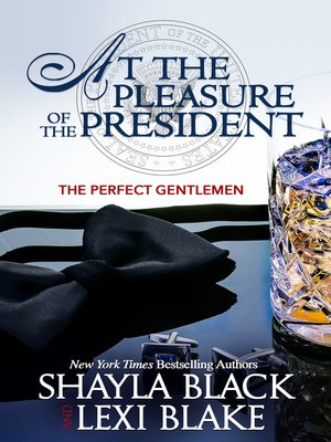 cover image of At the Pleasure of the President