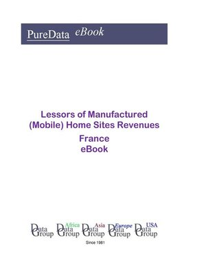 cover image of Lessors of Manufactured