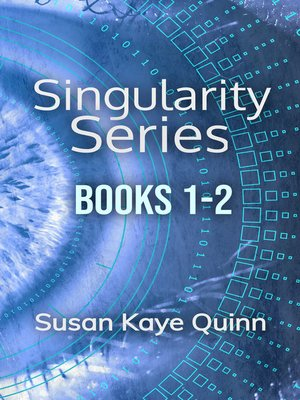 cover image of Singularity Series Box Set