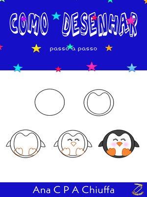 cover image of COMO DESENHAR passo a passo