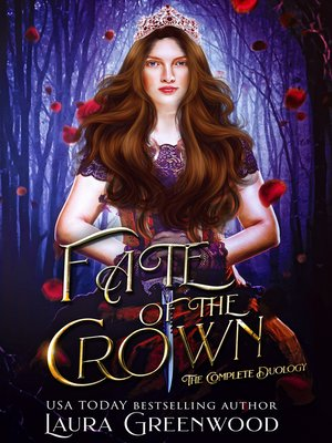 cover image of Fate of the Crown