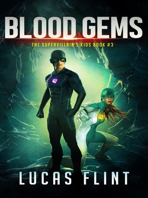 cover image of Blood Gems