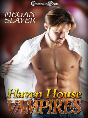 cover image of Haven House Vampires, Book 4