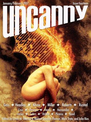 cover image of Uncanny Magazine Issue 14