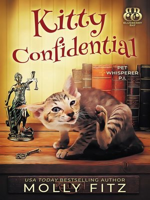 cover image of Kitty Confidential