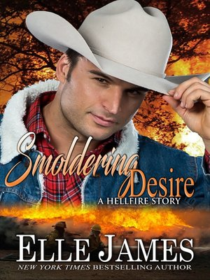 cover image of Smoldering Desire