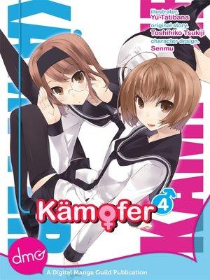 cover image of Kämpfer Volume 4