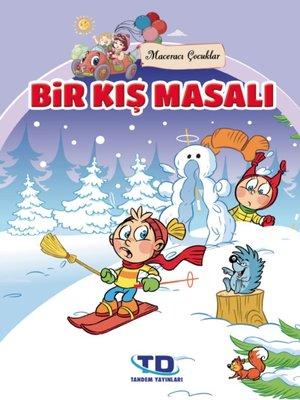 cover image of Bir Kış Masalı