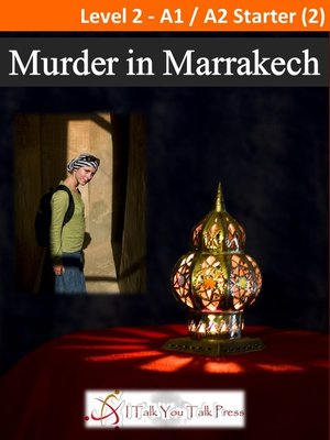 cover image of Murder in Marrakech
